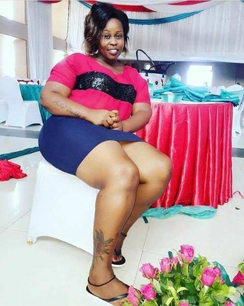 Meet Hildah – Rich sugar mummy from Doonholm, Nairobi